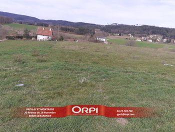 terrain à Bruyeres (88)