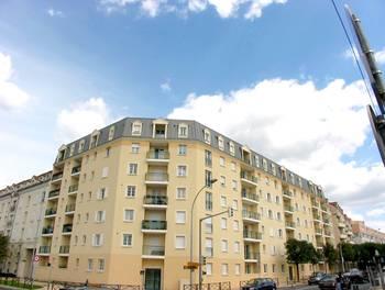 Appartement 2 pièces 44,57 m2