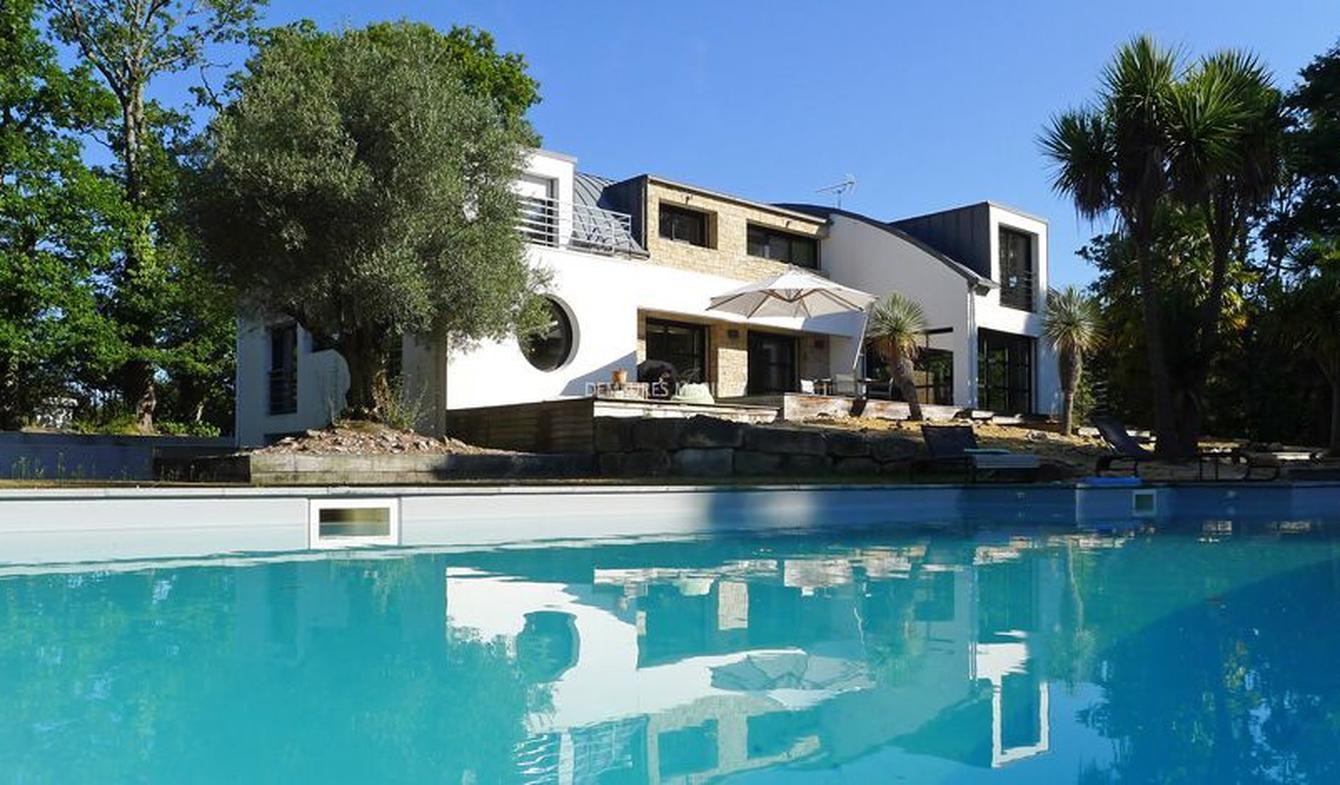 Maison avec piscine et terrasse Vannes
