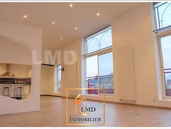 Loft 4 pièces 118 m2