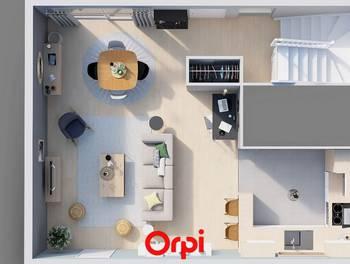 Maison 4 pièces 87,36 m2