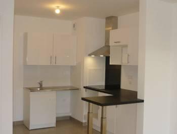 Appartement meublé 2 pièces 40,75 m2