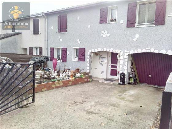 Vente maison 6 pièces 117,52 m2