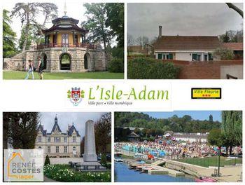 viager à L'Isle-Adam (95)