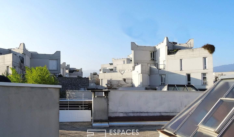 Maison avec terrasse Saint-martin-d'heres