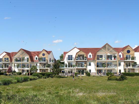 Vente appartement 2 pièces 39,7 m2