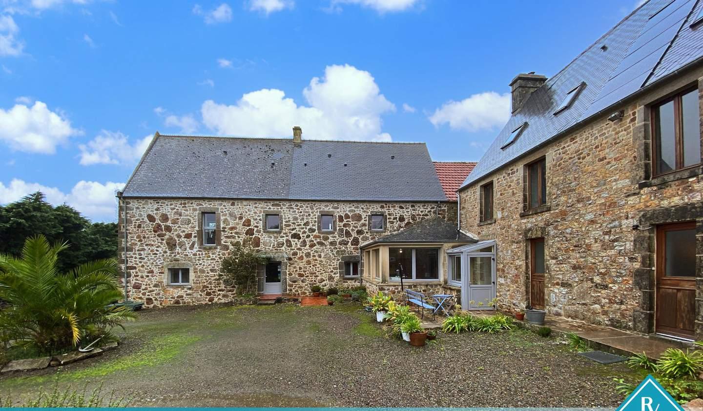 Maison avec terrasse Quettetot