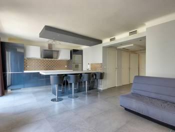 Appartement 3 pièces 56,05 m2