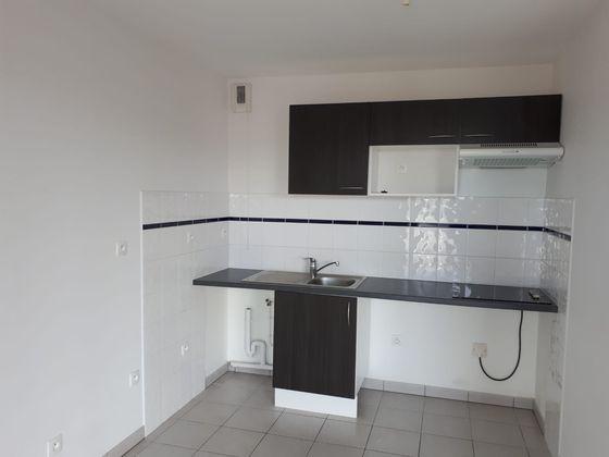 Vente appartement 3 pièces 59,62 m2