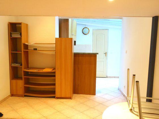 Vente studio 19,3 m2