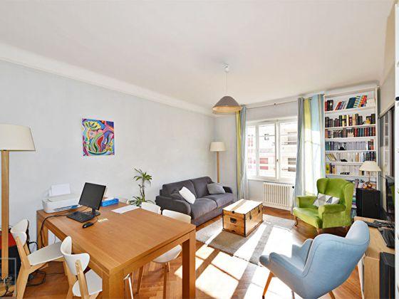 vente Appartement 3 pièces 74,08 m2 Lyon 6ème