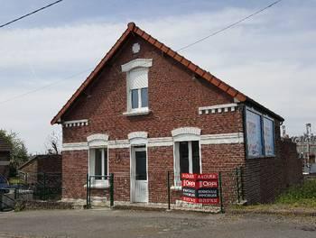 Maison 4 pièces 80,59 m2