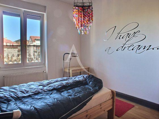Vente appartement 3 pièces 55,62 m2