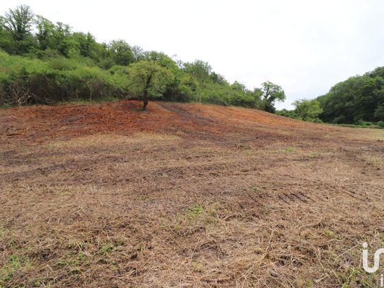 Vente terrain 488 m2