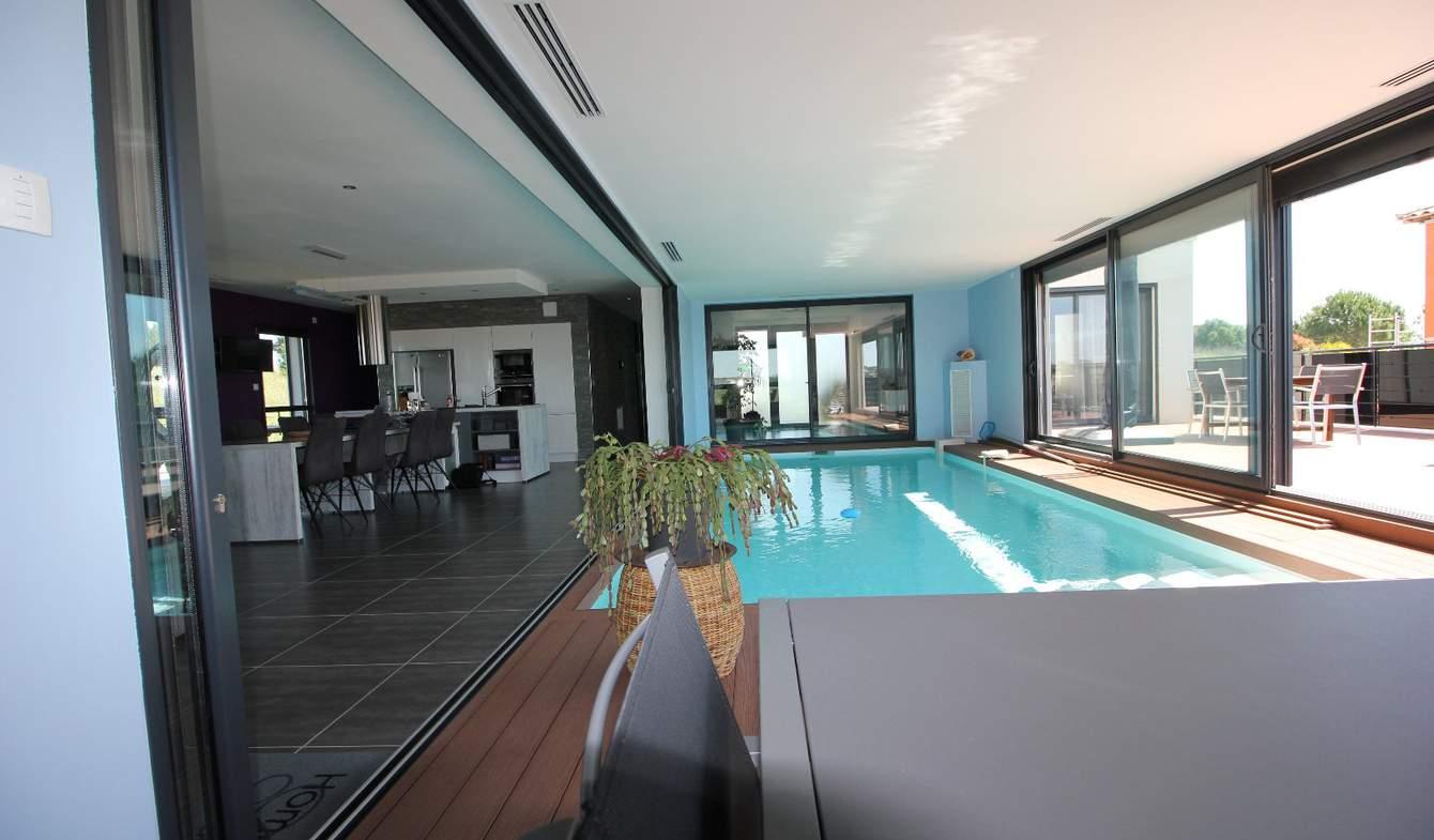 Maison avec piscine et terrasse Juvignac