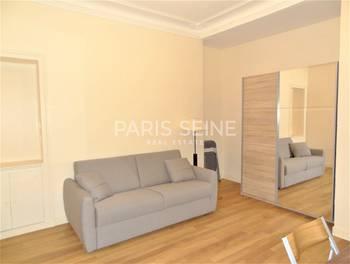 Studio meublé 28,49 m2