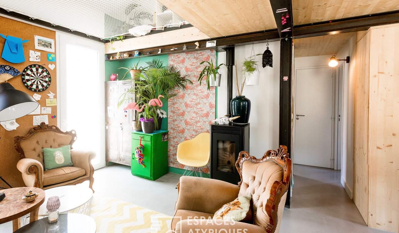 Appartement avec terrasse Floirac