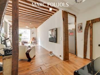 Appartement 3 pièces 76,56 m2