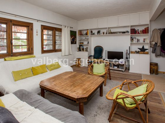 Vente appartement 4 pièces 81,25 m2