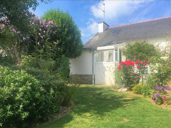 vente Maison 3 pièces 73 m2 Quimperle