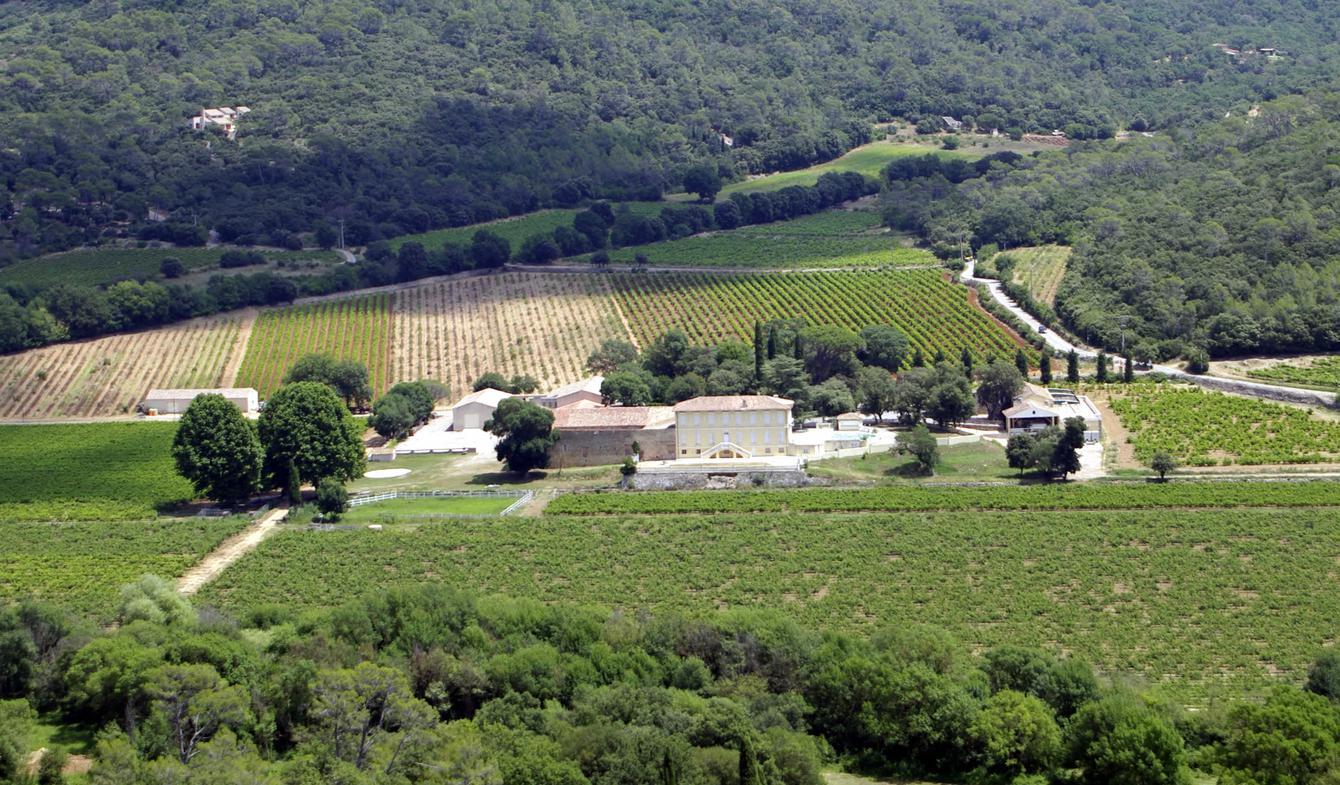 Propriété viticole Var