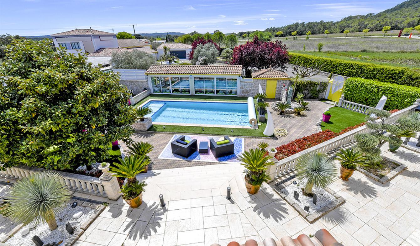 Maison avec piscine et terrasse Sauteyrargues