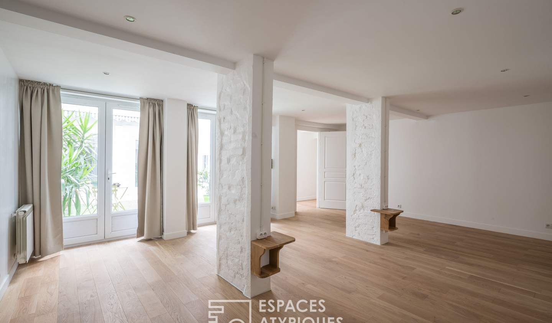 Apartment with terrace Paris 20th
