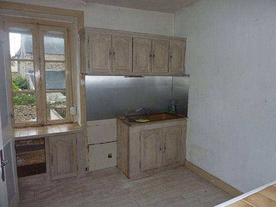 Vente maison 4 pièces 51,5 m2