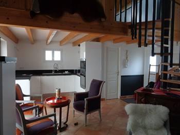 Maison 2 pièces 43 m2