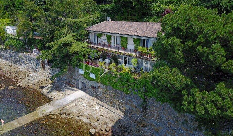 Villa with garden and terrace Trieste