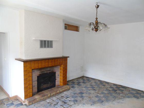 Vente maison 4 pièces 93,29 m2