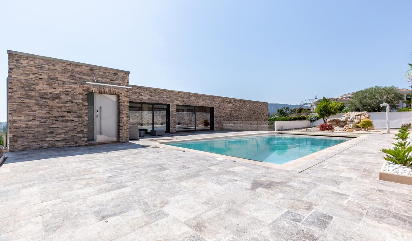 Villa with pool and garden Mandelieu-la-Napoule