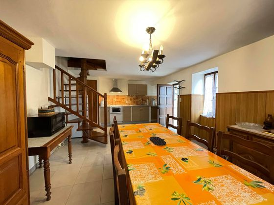 Vente maison 9 pièces 115,5 m2