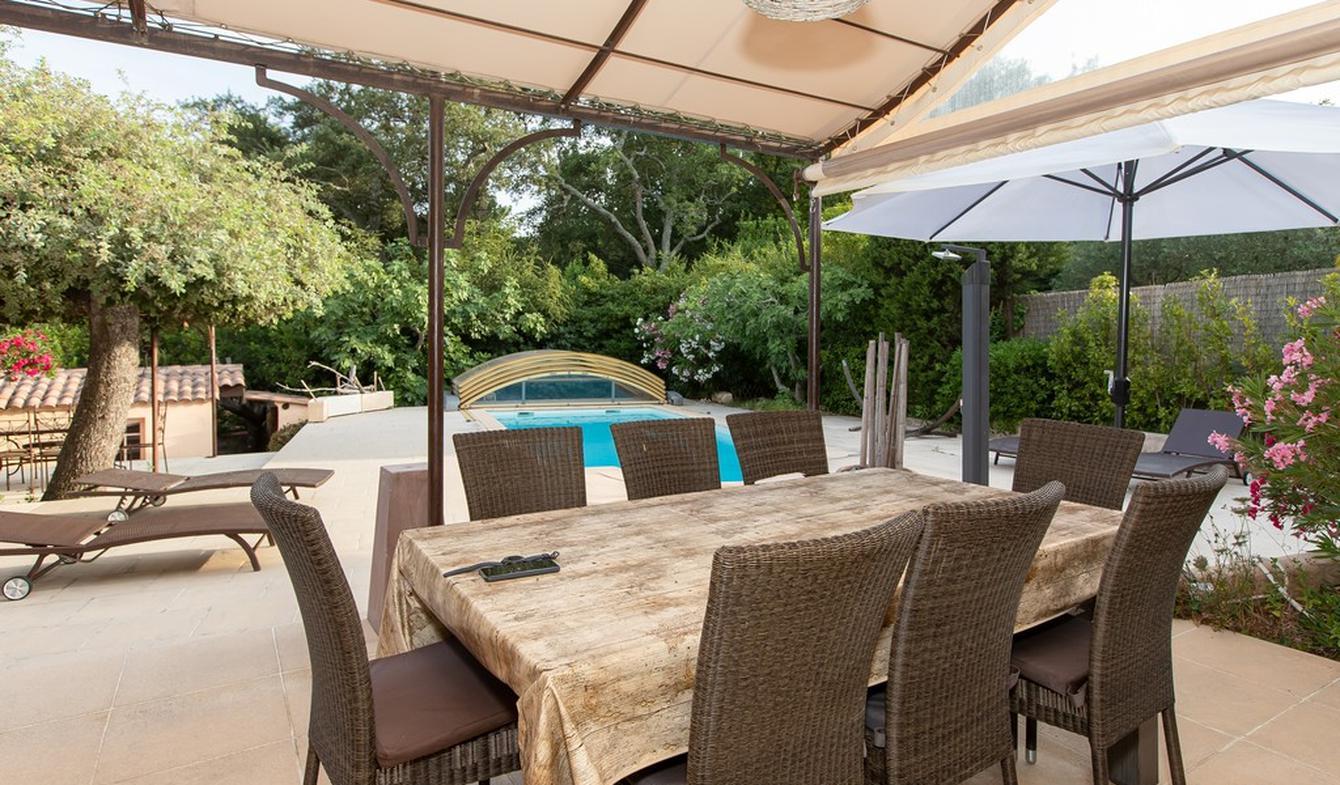 Maison avec piscine et jardin La Croix-Valmer