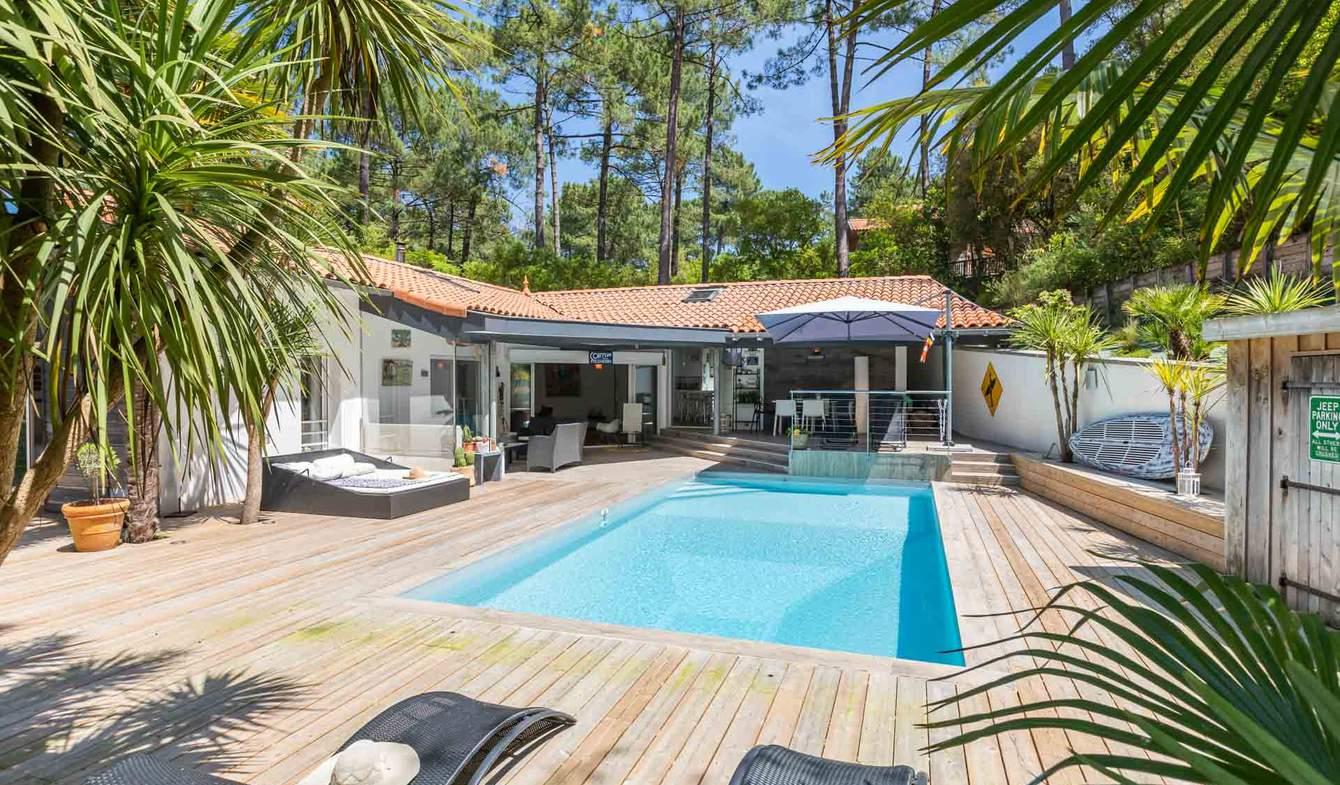 Maison avec piscine et jardin Soorts-Hossegor