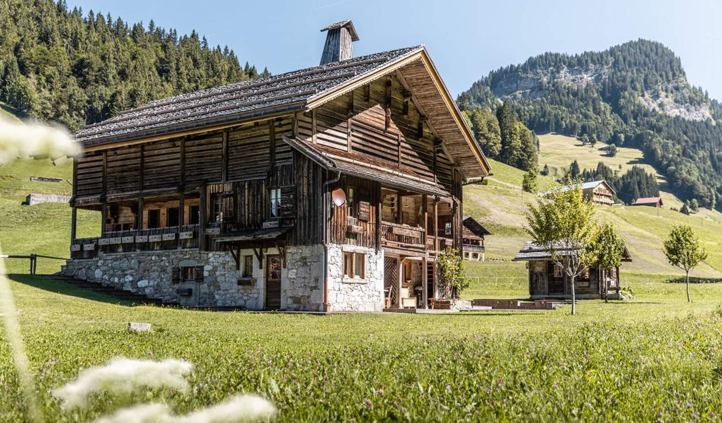 Chalet Le Grand-Bornand
