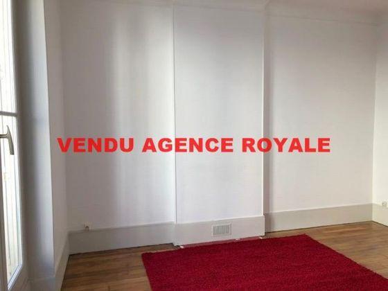 Vente appartement 3 pièces 52,5 m2