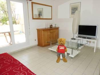 Appartement meublé 2 pièces 35,98 m2