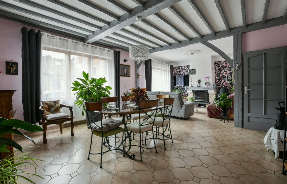 Vente maison 5 pièces 136 m² à Auxi-le-Château (62390), 199 500 €