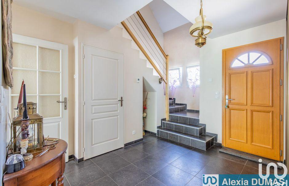 Vente maison 8 pièces 184 m² à Saint-Michel-sur-Orge (91240), 599 000 €