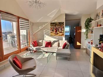 Appartement 4 pièces 125,55 m2