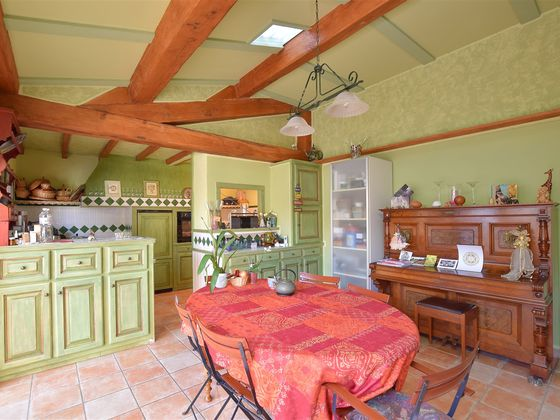 Vente maison 9 pièces 288 m2