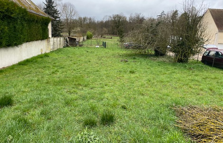 Vente terrain  480 m² à Amenucourt (95510), 62 000 €