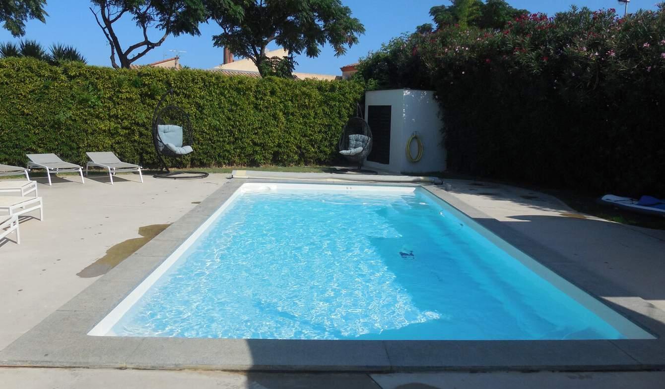 Maison avec piscine et terrasse Sainte marie la mer