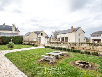 maison à Saint-Cyr-en-Bourg (49)