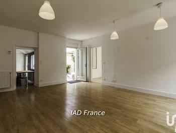 Maison 2 pièces 75 m2