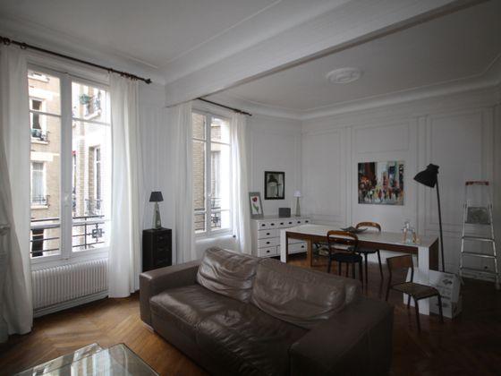 Location appartement meublé 5 pièces 81,15 m2