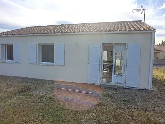 Vente maison 3 pièces 62,76 m2