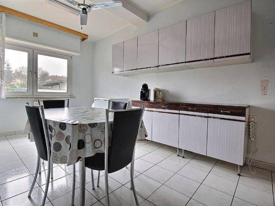 Vente maison 6 pièces 122,1 m2
