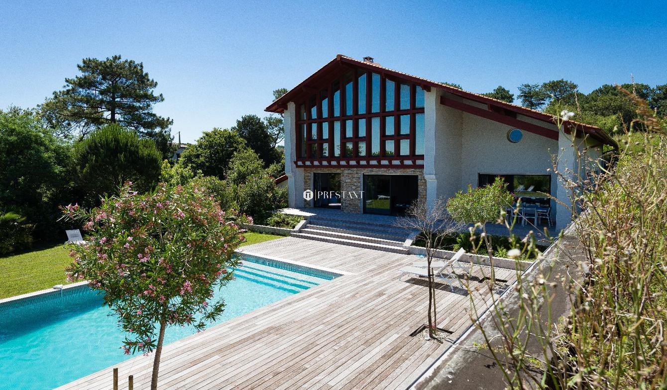 House with pool Saint-Jean-de-Luz